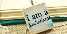 """Celebrating Survivors / Moving forward with a fresh spirit and greater wisdom for the journey ahead...  visit our """"Healing Stories #Cancer"""" board to hear the stories of individuals experiencing Radical Remission."""