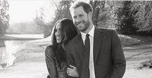 Meghan Markle e Príncipe Harry - CASAMENTO REAL / Detalhes sobre o Casamento Real do Príncipe Harry e Meghan Markle.