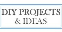 DIY Projects & Ideas / Projects, tips, and ideas for DIY's that you can do around the home.