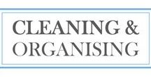 Cleaning & Organising / Cleaning and organising tips to make your life easier and your home more beautiful.