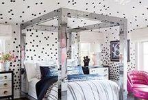 B E D R O O M / The place where you lay yourself down to sleep....