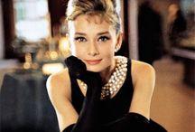 Audrey Hepburn / by Ilia Petrov