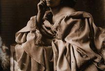 Sarah Bernhardt / by Ilia Petrov