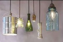 R E P U R P O S E / A collection of reused recycled products that look like todays latest home trends!