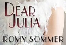Dear Julia / Short, sexy novella set in the 1920s