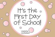 School- First Day / by Samantha Remondelli