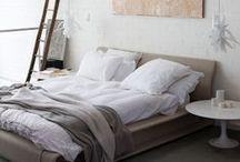 bedroom 1 / sleep / by Lia Kim