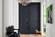 enter 1 / doors / entryways / foyers / halls  / by Lia Kim