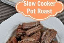 Slow Cooker Recipes / Slow Cooker Recipes - Main dishes, side dishes, desserts and more! / by Tara {A Spectacled Owl}