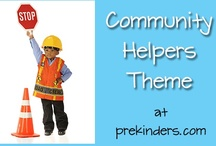 School- Community Helpers / by Samantha Remondelli