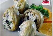 ★ F O O D : Vegetable dishes  ★ / by Çatı ✪ Atölyesi