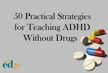 School- ADHD and SPD / by Samantha Remondelli