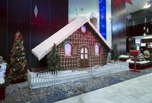 Gingerbread Lane 2012 / by Hyatt Regency Vancouver