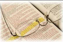 Bible Study / by Stacey Rohweder  {Daughter of THE GREAT I AM}