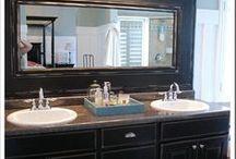 Bathroom / Bathroom  / by Anamarie Thomas