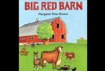 School- Animals on the Farm / Animals on the Farm including The Big Red Barn activities / by Samantha Remondelli