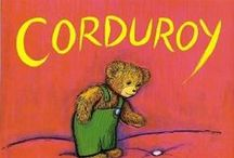 School- Corduroy / by Samantha Remondelli