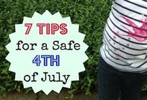 4th of July / Fourth of July - Recipes, Crafts, Decorations and more