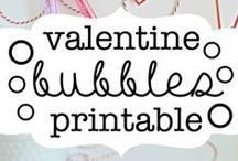 Valentine's Day / Valentine's Day gift ideas, recipes, craft ideas / by Tara {A Spectacled Owl}