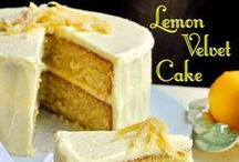 Cake Recipes / Cake Recipes, Frosting Recipes, Birthday Cakes / by Tara {A Spectacled Owl}