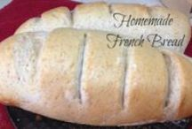 Bread & Pastry Recipes / Bread, Biscuits, Rolls, Pastries & more! / by Tara {A Spectacled Owl}