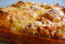 Casserole Recipes / Casseroles make dinner so much easier! Here are some great casserole recipes!