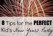 New Year's Eve / New Year's Eve Recipes, Games, Decorations & more / by Tara {A Spectacled Owl}
