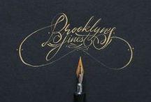 art // calligraphy / Calligraphy
