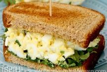 Sandwich Recipes / Looking for a sandwich? You've come to the right place! Sandwiches, wraps and more!