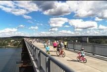 Biking / Whatever your biking style, Dutchess County has the trails and bike paths to suit your cycling.