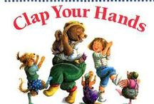 School- Clap Your Hands / Clap Your Hands / by Samantha Remondelli