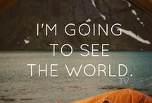Travel Quotes / Inspiring Travel Quotes that make you want to travel the world