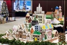 Gingerbread Lane 2014 / Gingerbread Lane 2014 / by Hyatt Regency Vancouver