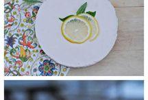 Zesty Lemon / by Frannie Brandow