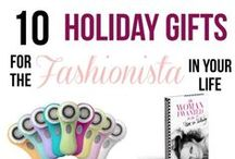 Holiday Gift Giving for Your Family / Holiday Gifts that are perfect for anyone on your list!