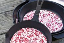 Cast Iron Cookwear