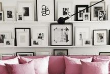 Living with art / How to's and home decor inspirations!