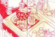 Art: illustrations /
