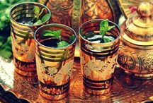 Plate, Glassware, Tea Set, Depression Glass / by Jo Escher