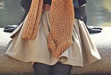 • Fall Trends/Clothing • / by Christa Kolb