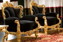 Luxury Sofas / A small selection of our luxury Italian sofas