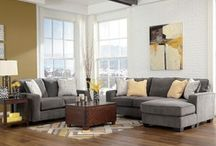 Home-Living room / by Meredith Barracato