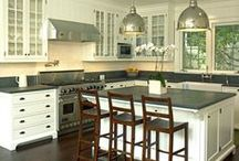 Home-Kitchen / by Meredith Barracato