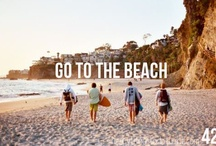 • Things to do over the summer • / A list of things to do this summer / by Christa Kolb