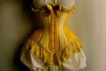 Corsetry / Beautiful examples, techniques and shapes.