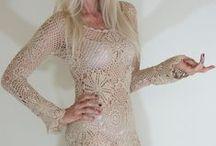 Crochet Dresses / crochet dresses / by Christina Budd