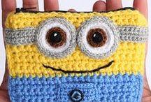 Crochet Bags / bags, handbags and more bags / by Christina Budd