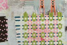 Textiles: woven /