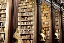 Bibliophilia / Books, loving books, reading lists,  / by Raquel Gonzalez