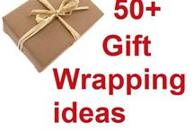 Gift Wrapping Ideas / also see Card Making: Gift Tags / by ymknight